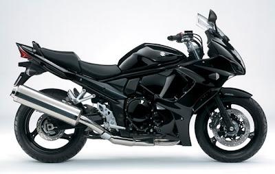 2011 Suzuki GSX1250-FA