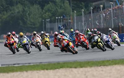 2011 Moto-GP Scedule