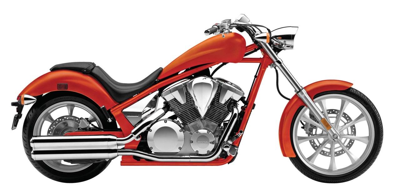 2011 Honda Fury 174 Abs Vt1300cxa New Motorcycle