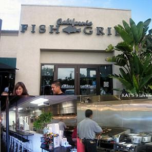 California Fish Grill on Kat S 9 Lives  California Fish Grill   Make Sure You Order The Right