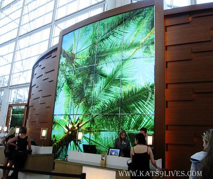 Kat\'s 9 Lives: Hyatt Regency Orange County : Can\'t Judge A Book By ...