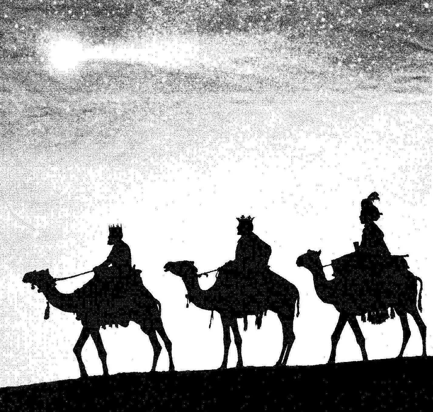 Reyes Magos para los más necesitados: Reyes Magos de verdad