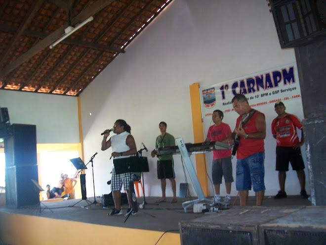 """1º CARNAPM """"Carnaval para os PMs do 10° BPM"""
