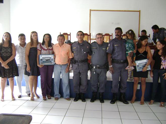 FORMATURA GERAL DO 10º BPM EM 26FEV2010