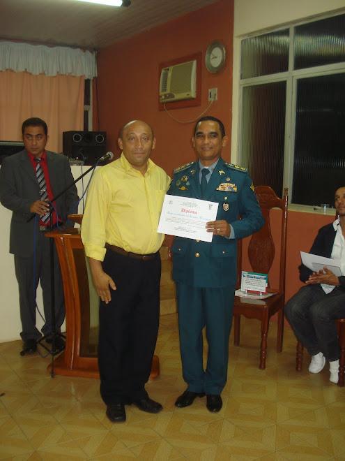 Subten PMMA RR Pereira - Cmt da Guarda Municipal de Pinheiro