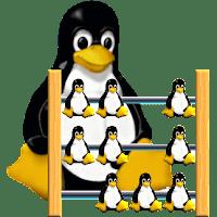 El logo de Linux Counter