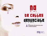 Igualdad de Derechos entre Hombres y Mujeres (violencia genero)