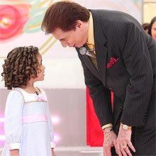 Silvio Santos e Maisa