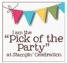 Stampin&#39; Celebration Inspiration Challenge