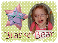 Go say Hi to Braska Bear!