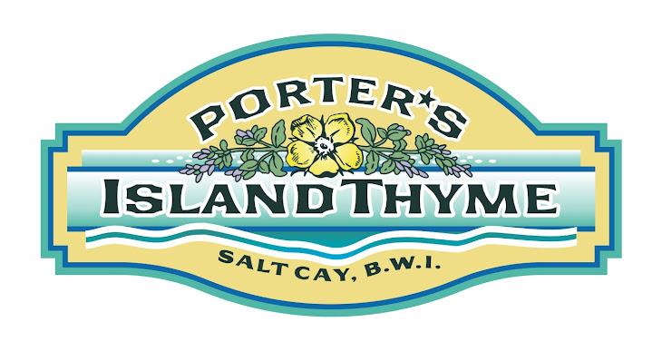 Island Thyme on Salt Cay