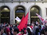 Ato na Bolsa de Valores de São Paulo