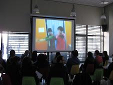 Presentazione video realizzato in classe