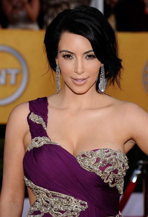 kim kardashian makeup artist joyce. Here are Kim Kardashian#39;s SAG