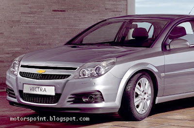 Novo Chevrolet Vectra