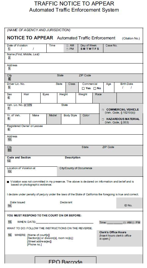 Pin Blank Sample Police Report Energy Forms on Pinterest