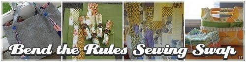 Bend-the-Rules Sewing Swap