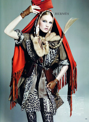 Brand New Day – Vogue Nippon August 2010 by Paola Kudacki