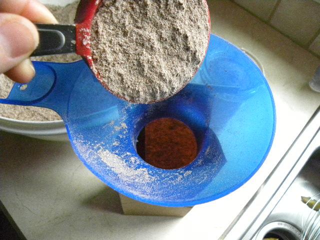 how to make homemade cappuccino mix