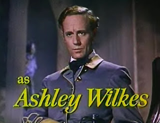 ashley wilkes of gone with the