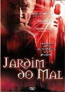Filme Poster Jardim Do Mal DVDRip Dublado