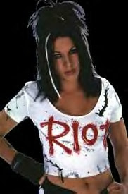 Riot - female wrestling
