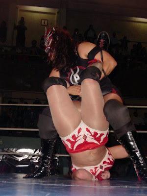 La Amapola - pro wrestling - pro wrestlers