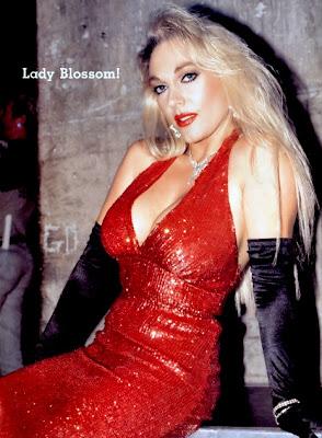 WCW:  Jeannie Clark aka Lady Blossom