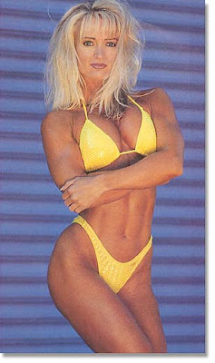 Sherry Goggin-Giardina - Beautiful Fitness Women