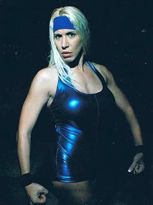 Hurricane Havana - Women Pro Wrestlers