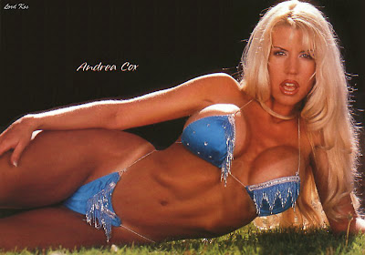 Andrea Cox - Female Fitness