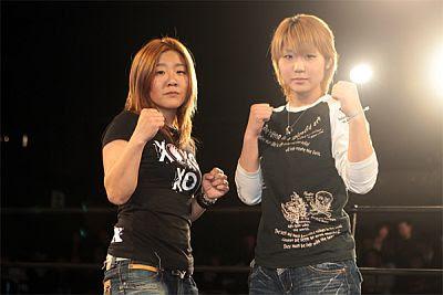 AZUMA - Megumi Yabushita - kickboxing - female kickboxing