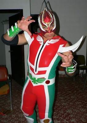 Laredo Kid - lucha libre aaa - lucha libre mexicana - luchador