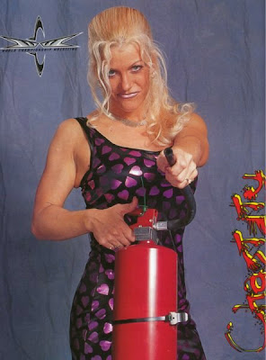 Chastity - Denise Riffle - ECW and WCW