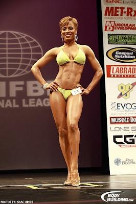 Kristal Marshall - IFBB Bikini Pro