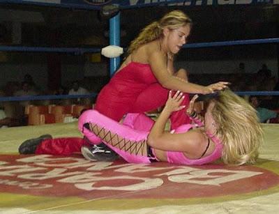 Diana la Cazadora - Luchadoras