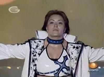 Ayako Hamada - lucha libre aaa