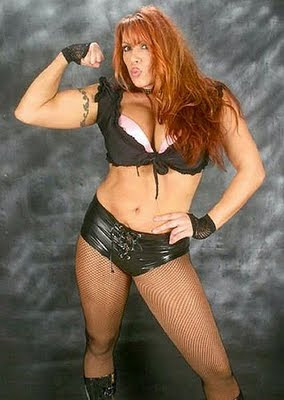 April Hunter - female wrestling list