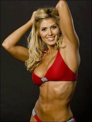Torrie Wilson - women wrestling - female wrestling