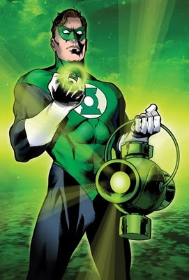 Green Lantern - comic book news - ryan reynolds