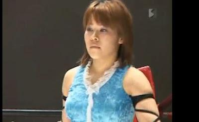 Misaki Ohata-women wrestlers