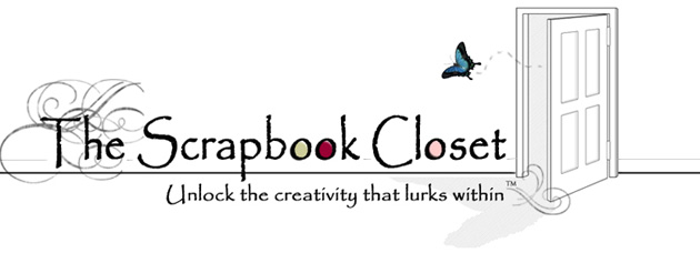 The Scrapbook Closet