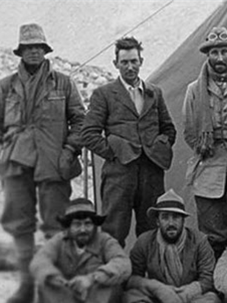 George Mallory on Pinterest George Mallory And Andrew Irvine