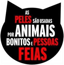 Cada animal com sua pele!