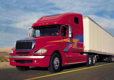 американский тягач Freightliner_Columbia