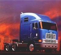 Американский грузовик International 9800