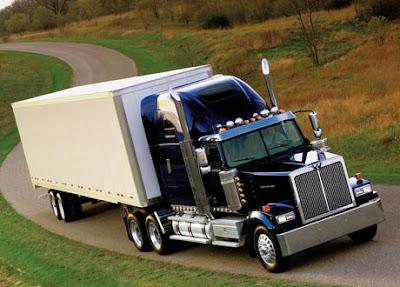 Фото грузовика Western Star