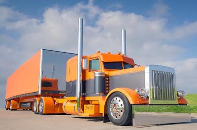 тюнинг грузовиков в США