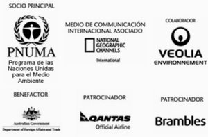 """Grupos Auspiciantes de """"A LIMPIAR EL MUNDO"""""""