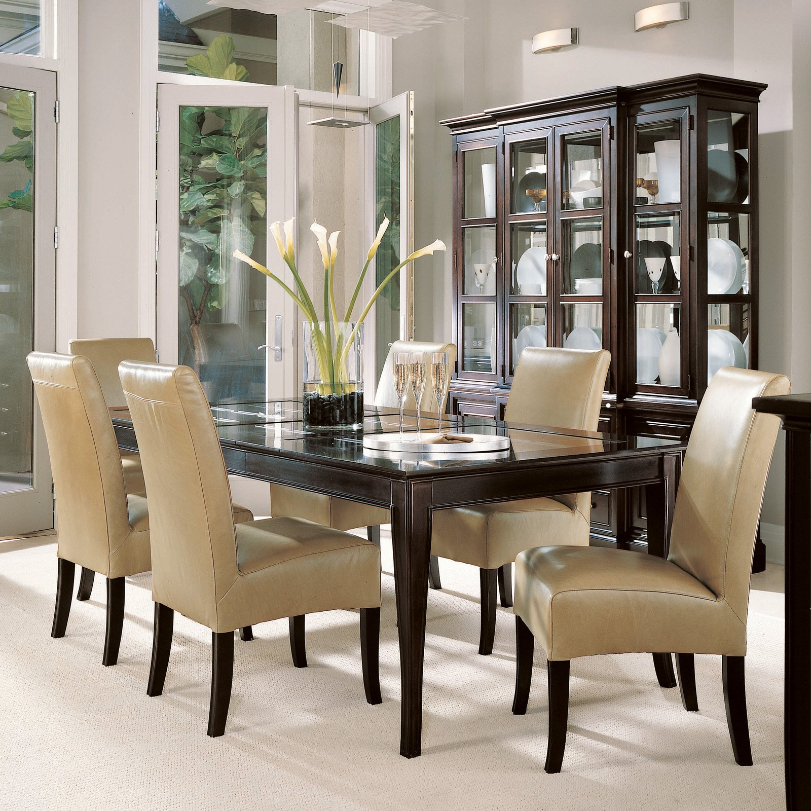 Century Furniture Dining Room Tables Formal Living